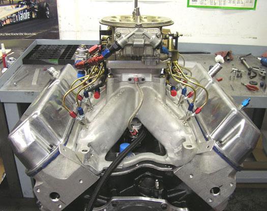 Schwarz on 426 Hemi Engine Heads